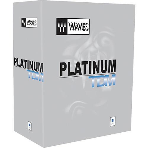 Waves Gold TDM + REN II TDM to Platinum TDM Upgrade