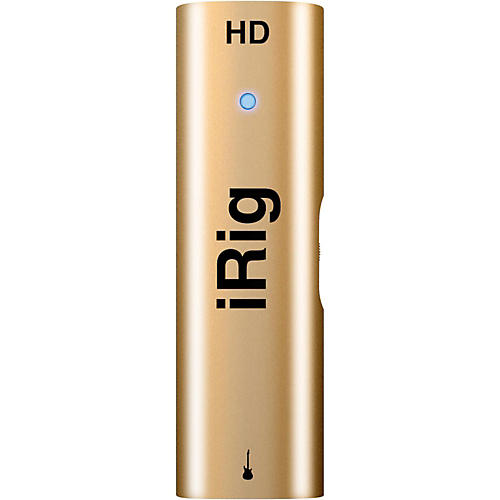 IK Multimedia Golden Anniversary iRig HD