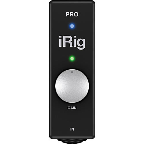 IK Multimedia Golden Anniversary iRig Pro Audio / Midi interface for iOS and Mac-thumbnail