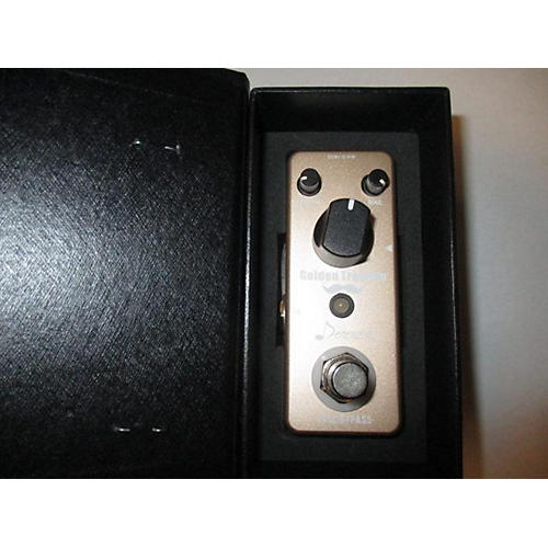 Donner Golden Tremolo Effect Pedal
