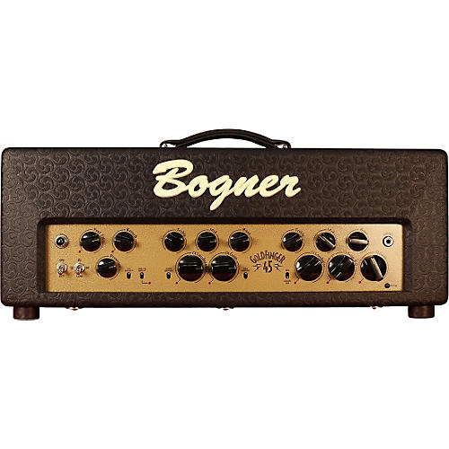 Bogner Goldfinger 45 45W Tube Guitar Amp Head-thumbnail