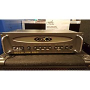 Gallien-Krueger Goldline 500 Bass Amp Head