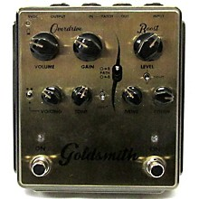 Egnater Goldsmith Overdrive/Boost Effect Pedal