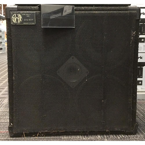 SWR Goliath 2x10 Bass Cabinet-thumbnail