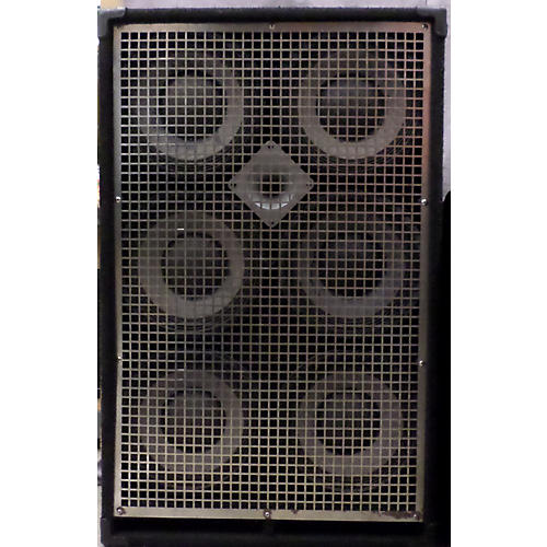 SWR Goliath 6x10 Bass Cabinet-thumbnail