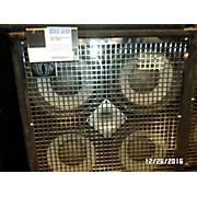 SWR Goliath II 4x10 Bass Cabinet