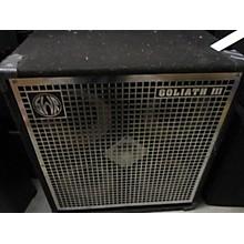 SWR Goliath III 4x10 Bass Cabinet