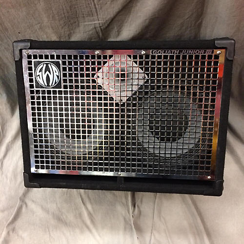 SWR Goliath Jr 2x10 Bass Cabinet