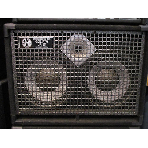 SWR Goliath Jr III 2x10 Bass Cabinet-thumbnail