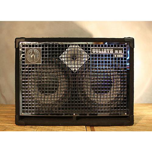 SWR Goliath Jr III 2x10 Bass Cabinet-thumbnail