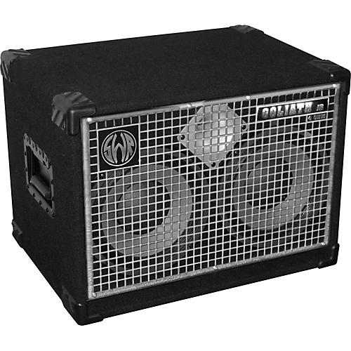 SWR Goliath Junior IV 2X10 Bass Speaker Cabinet-thumbnail