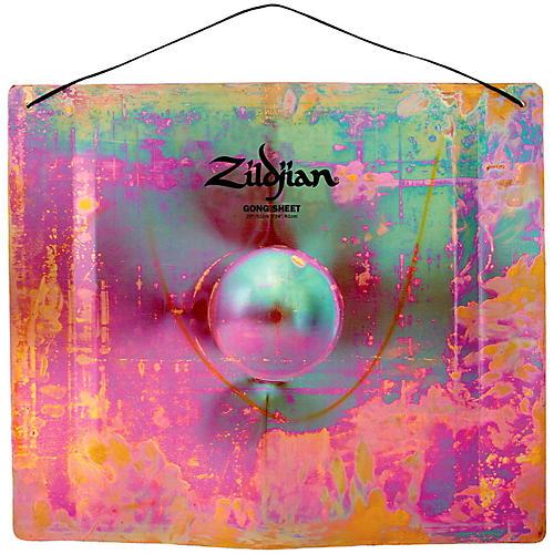 Zildjian Gong Sheet 24 x 20 in.