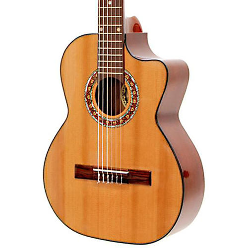 Paracho Elite Guitars Gonzales 6 String Requinto-thumbnail