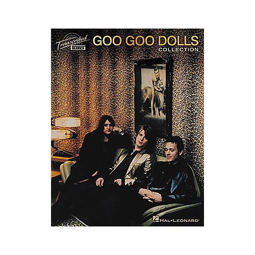 Hal Leonard Goo Goo Dolls - Collection Transcribed Score Book
