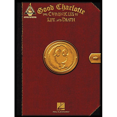 Hal Leonard Good Charlotte - The Chronicles of Life and Death-thumbnail