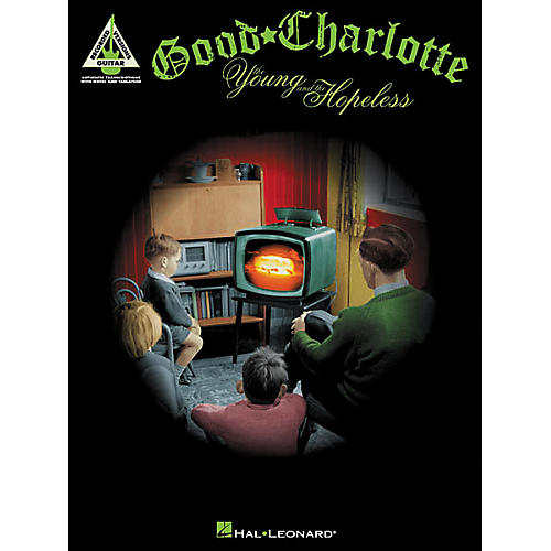 Hal Leonard Good Charlotte - The Young and the Hopeless Book-thumbnail