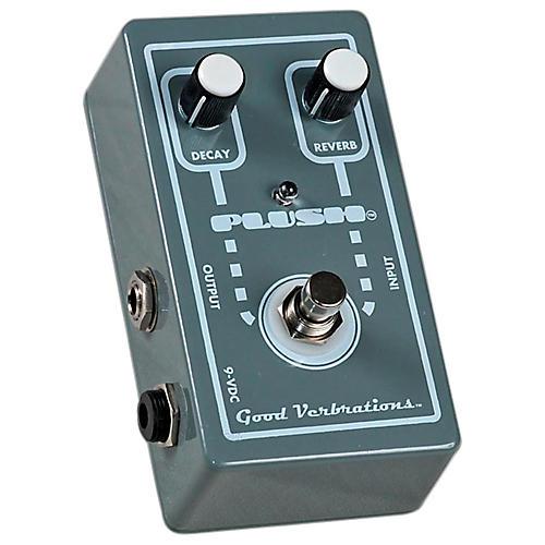 Plush Good Verbrations Reverb Guitar Effects Pedal-thumbnail
