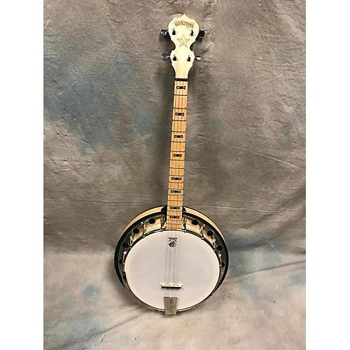 used deering goodtime 2 19 fret tenor banjo guitar center. Black Bedroom Furniture Sets. Home Design Ideas