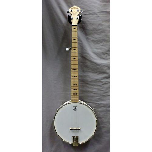 used deering goodtime open back banjo banjo guitar center. Black Bedroom Furniture Sets. Home Design Ideas