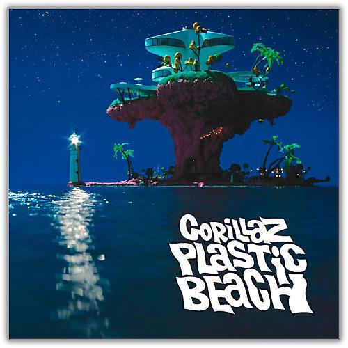 WEA Gorillaz - Plastic Beach-thumbnail