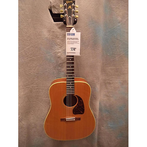 Gibson Gospel Acoustic Guitar