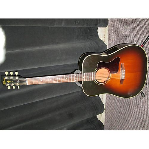 used gibson gospel acoustic guitar guitar center. Black Bedroom Furniture Sets. Home Design Ideas