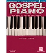 Hal Leonard Gospel Piano Book/CD