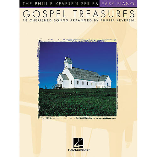 Hal Leonard Gospel Treasures - Phillip Keveren Series For Easy Piano-thumbnail