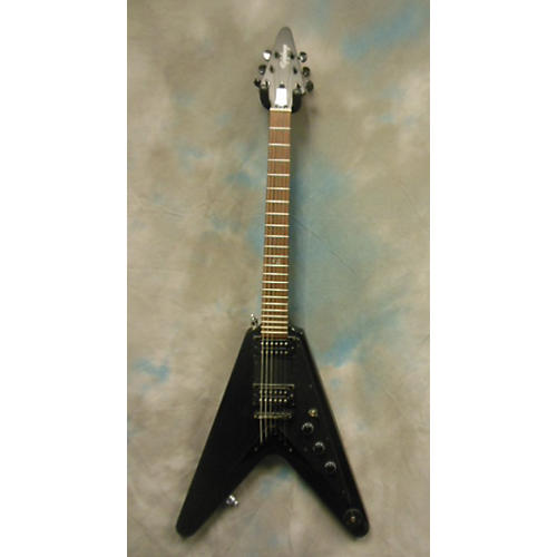 Epiphone Gothic Flying V Solid Body Electric Guitar
