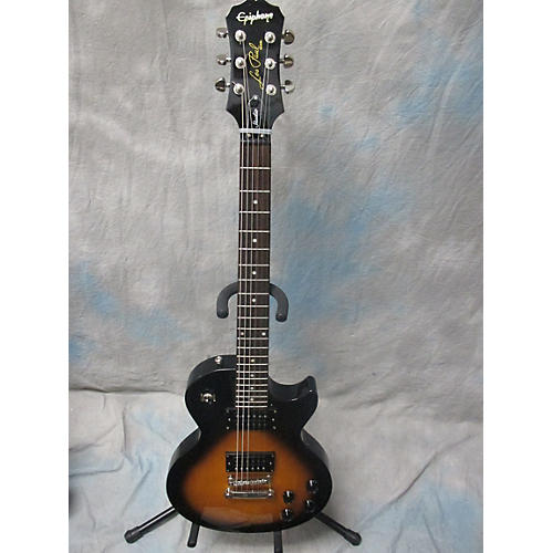 Epiphone Gothic Les Paul Studio Solid Body Electric Guitar