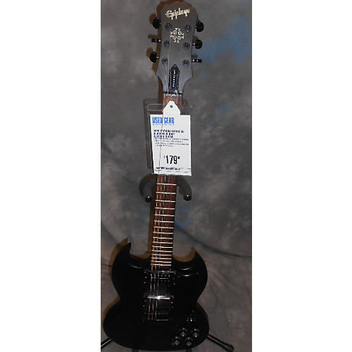 Epiphone Gothic SG Solid Body Electric Guitar-thumbnail