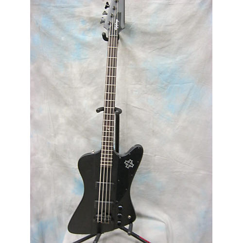 Epiphone Gothic Thunderbird IV Black Electric Bass Guitar