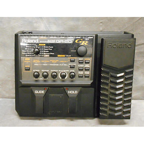 Roland Gr20 Effect Pedal Package-thumbnail