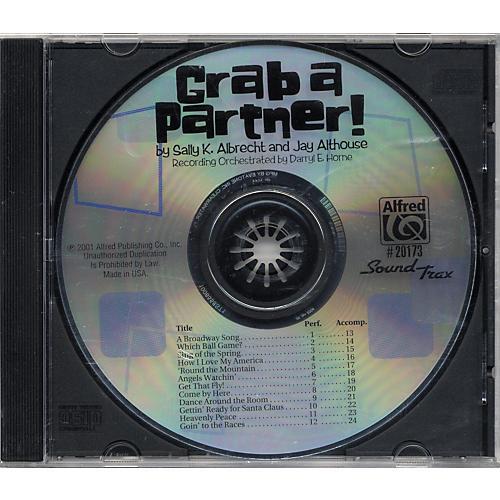 Alfred Grab A Partner Soundtrax Cd-thumbnail