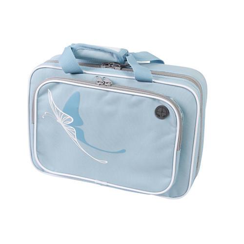 Kaces Grafix Blue Butterfly Series Polyfoam Clarinet Case