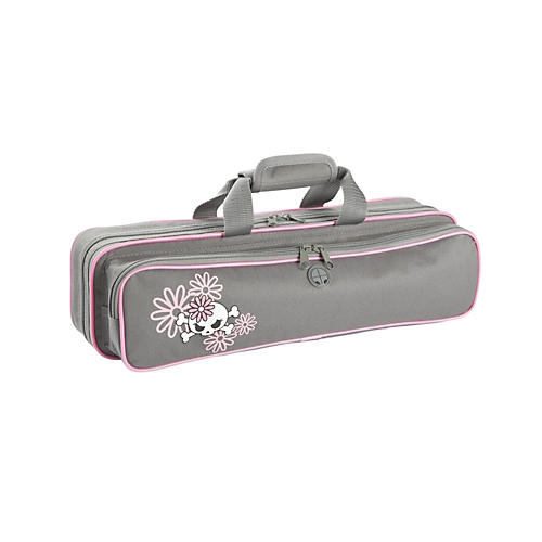 Kaces Grafix Daisy Dead Petals Series Polyfoam Flute Case