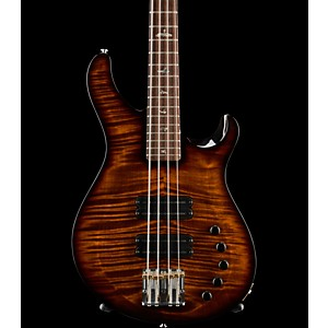 PRS Grainger Flame 10 Top Electric Bass Guitar with Indian Rosewood Fretboa...