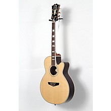 Gramercy Sitka Grand Auditorium Cutaway Acoustic-Electric Guitar Level 2 Natural 190839045188