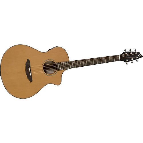 Breedlove Grand Concert Cutaway A/E Guitar Natural