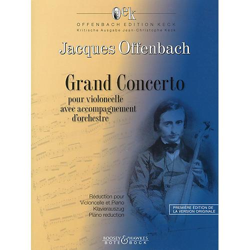 Bote & Bock Grand Concerto (Concerto militaire) Cello and Piano Boosey & Hawkes Chamber Music Series Softcover