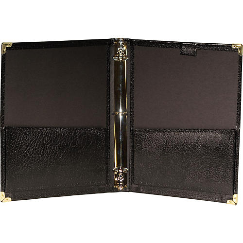 Deer River Grand Deluxe Choral Folio Black