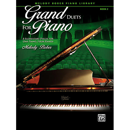 Alfred Grand Duets for Piano Book 2