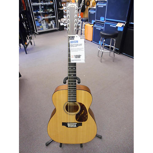 Martin Grand J1216GTE 12 String Acoustic Electric Guitar