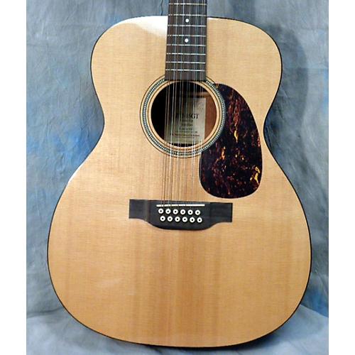 Martin Grand J1216GTE 12 String Acoustic Electric Guitar-thumbnail