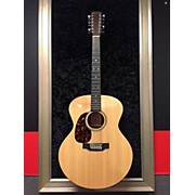 Martin Grand J1216GTE Left Handed Acoustic Electric Guitar