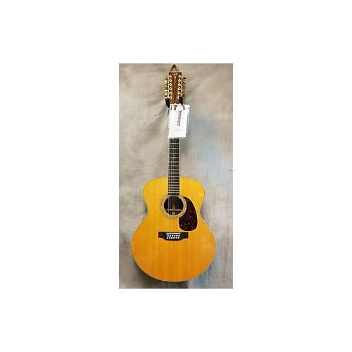 Martin Grand J1240E 12 String Acoustic Guitar-thumbnail