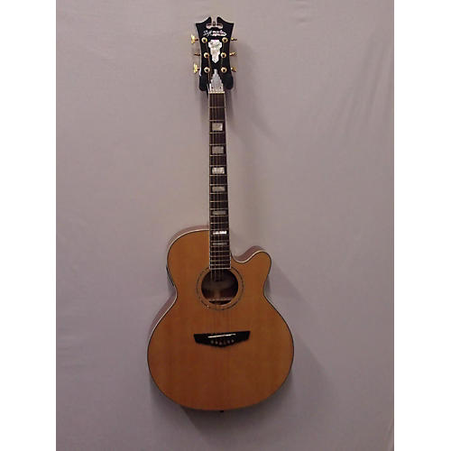 D'Angelico Grand Mercer Acoustic Electric Guitar