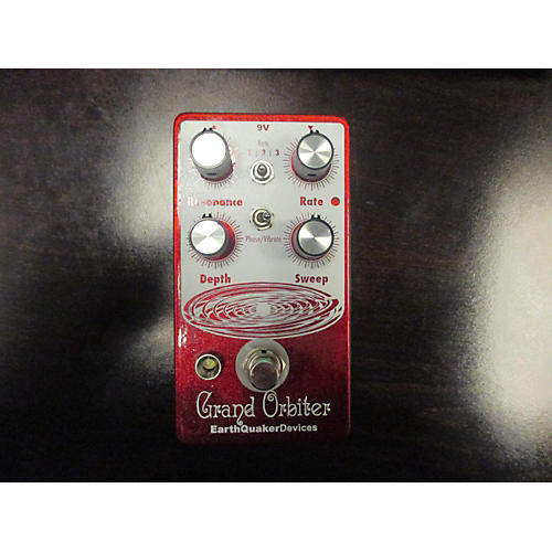 Earthquaker Devices Grand Orbiter Phase Machine V2 Effect Pedal-thumbnail