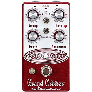 EarthQuaker Devices Grand Orbiter V3 Phase Effects Pedal by Earthquaker Devices