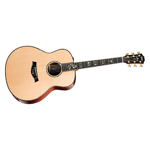 Taylor Grand Orchestra Rosewood Acoustic-Electric Guitar Natural
